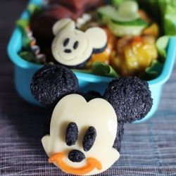 Mickey Bento | Play With Your Food | Pinterest