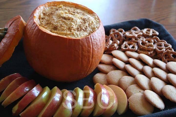 pumpkin dip | FALL | Pinterest