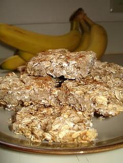 ingredient banana oat bars | Recipes | Pinterest