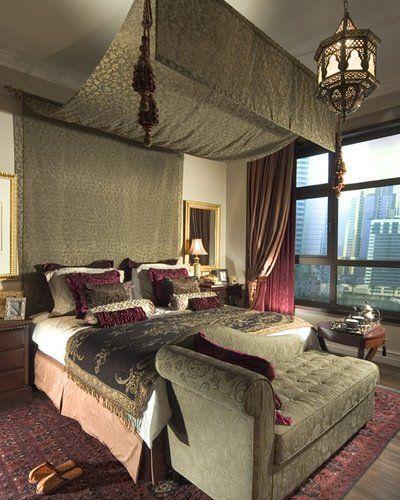 Arabic Bedroom Design : arabic style bedroom  Architecture/House Design  Pinterest