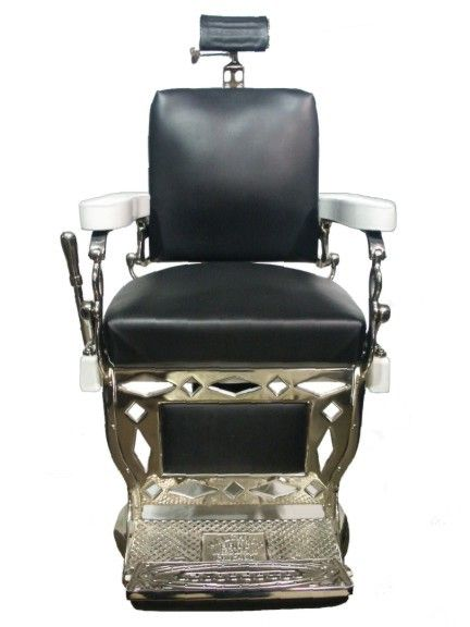 Vintage Barber s Chair VINTAGE BARBER CHAIRS
