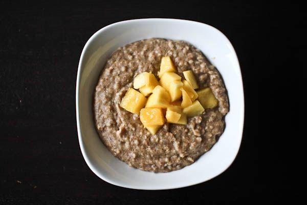 Crock pot steel cut oats recipes mmm pinterest