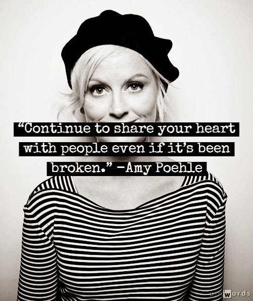 Amy Poehler -