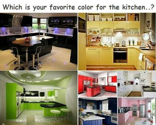 Cool Kitchen Colors Diy Pinterest