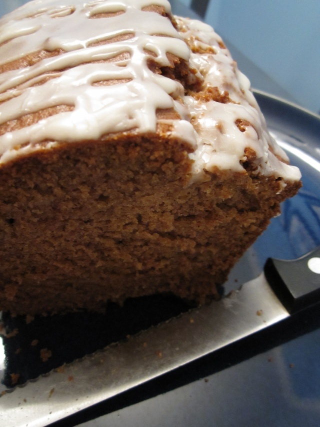Apple Spice Bread With Apple Cider Glaze | Food.... | Pinterest