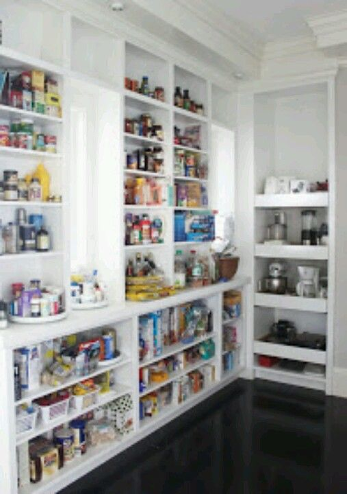 walk in pantry kitchen ideas pinterest