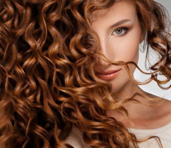 Способы завивки волос для средней