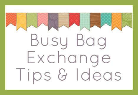 Toddler Time: Busy Bag Exchange Part 3 - Second Story Window