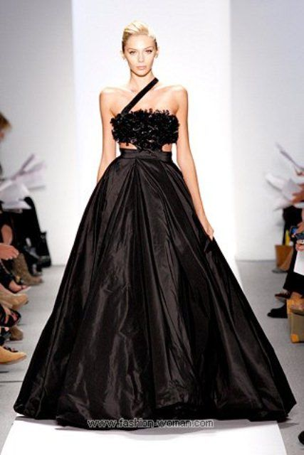 Black Wedding Dress STYLE INSPIRE Bridal Pinterest