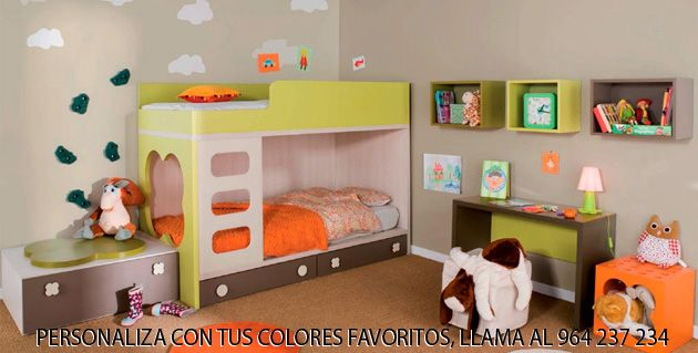 Pics Photos Decoracion Dormitorios Infantiles Habitaciones Pictures