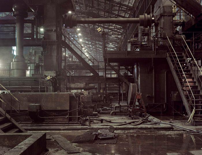 M Hoggard abandoned factory | De...