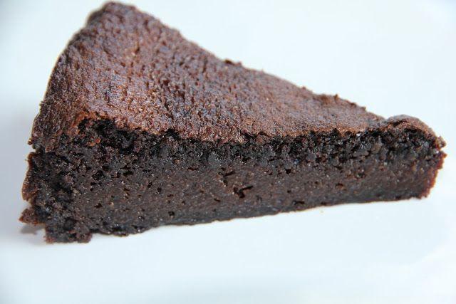 Mocha Fudge Cake