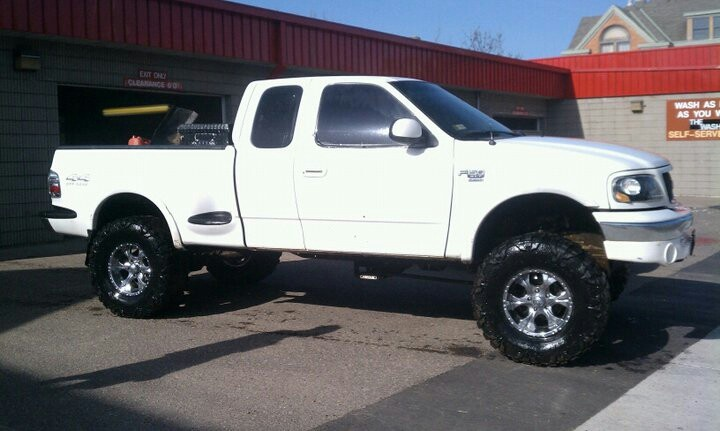 Used Trucks For Sale Near You Lifted Trucks Phoenix Az >> White F150 Lifted In Mud | Autos Post
