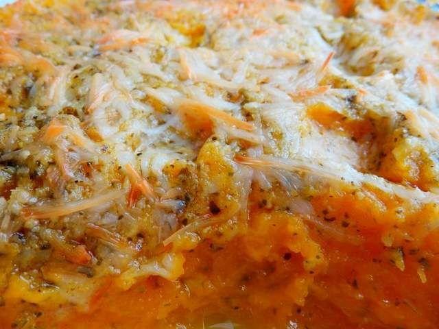 Spaghetti squash gratin   Vegetable side dishes   Pinterest