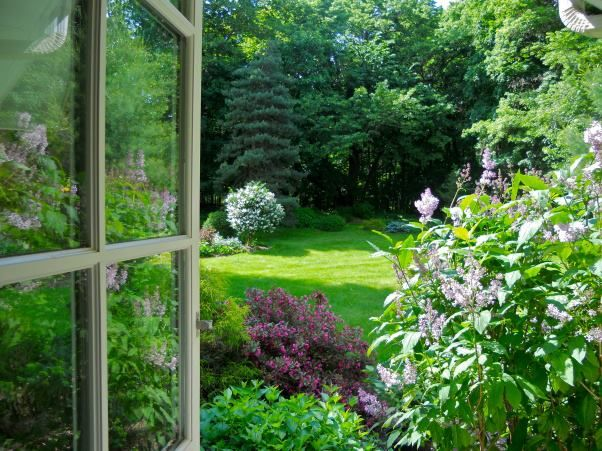 Pretty backyard | Backyards & Decks | Pinterest