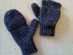 Hobo Gloves Knitting Pattern : hobo gloves free pattern Crochet Pinterest
