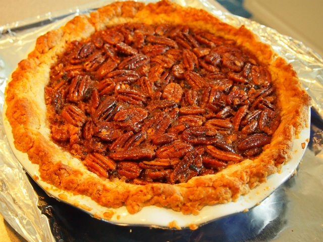 Maple Bourbon Pecan Pie. It does not get any better than this with ...