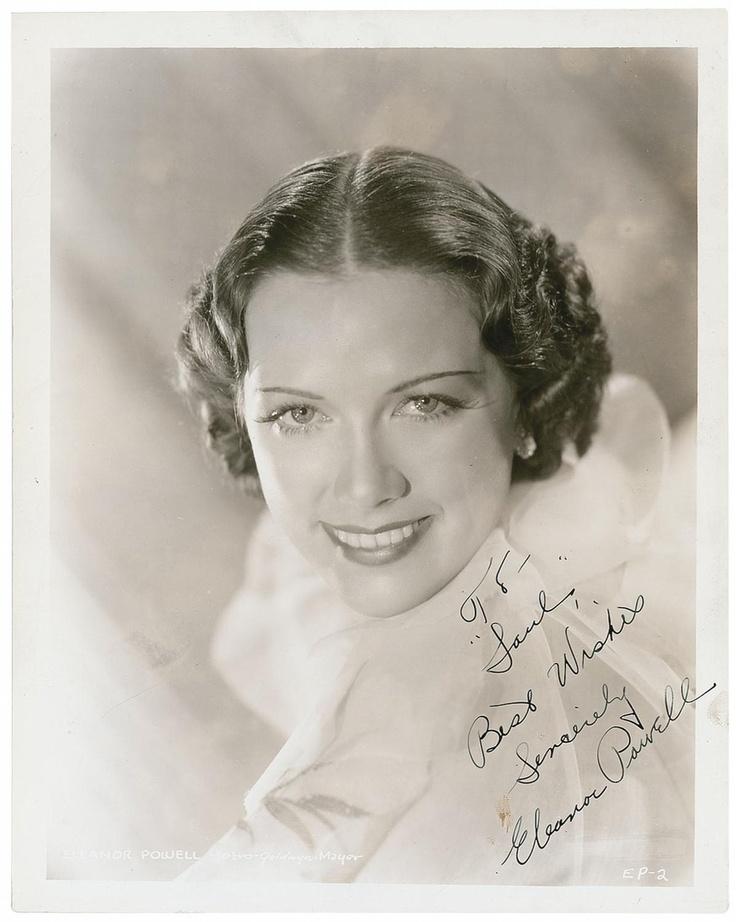 Eleanor Powell Net Worth