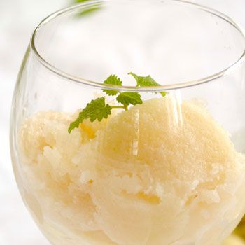 Pear Sorbet | Recipe
