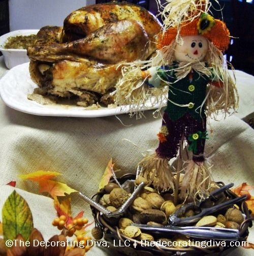 Thanksgiving Table Setting Ideas | the Decorating Diva, LLC
