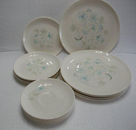 Smith taylor smith vintage dinnerware