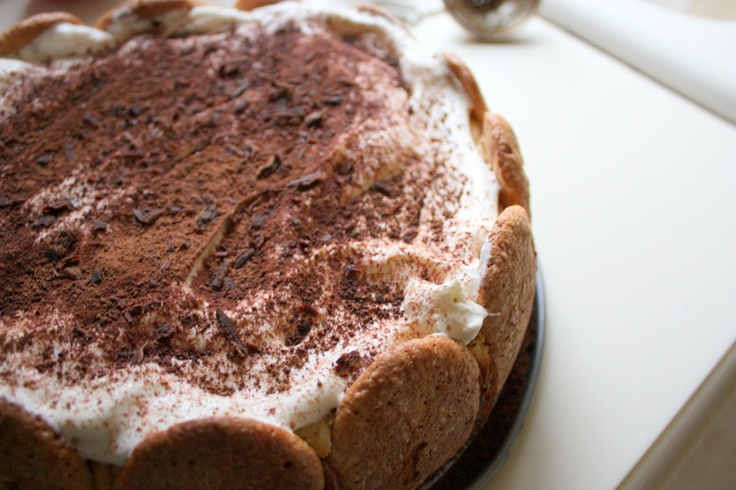 Tiramisu Cheesecake | Recipe