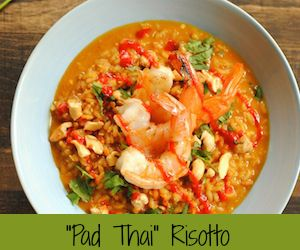 spicy coconut risotto with lime shrimp | Foxes Love Lemons | Recipes ...