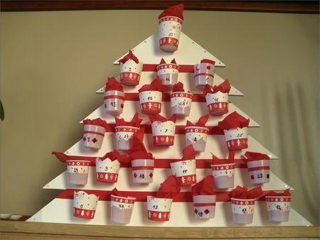 Calendrier de l 39 avent bricolage r cup classe pinterest - Pinterest bricolage recup ...