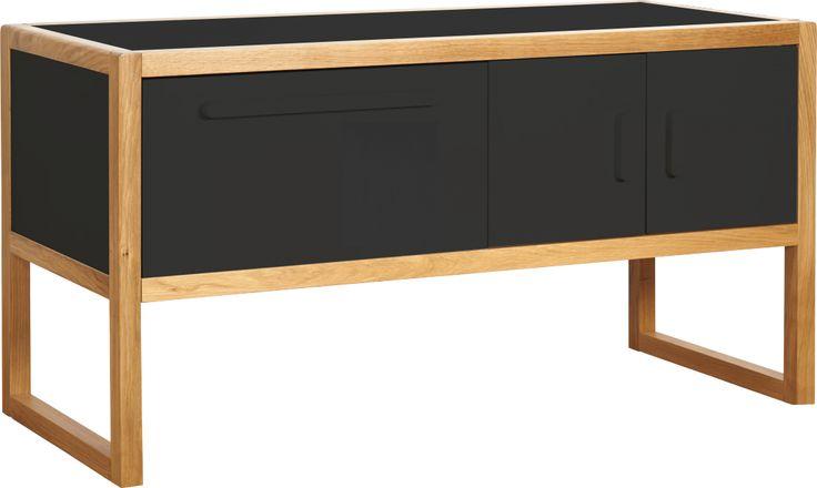 sml niedriges sideboard habitat. Black Bedroom Furniture Sets. Home Design Ideas