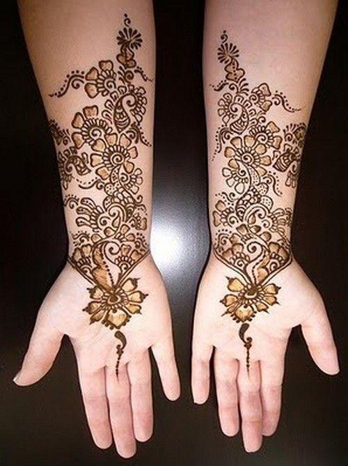 indian mehndi tattoo designs for hands punjabi brides pinterest. Black Bedroom Furniture Sets. Home Design Ideas