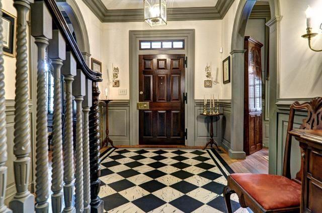 Colonial Williamsburg Interior Design