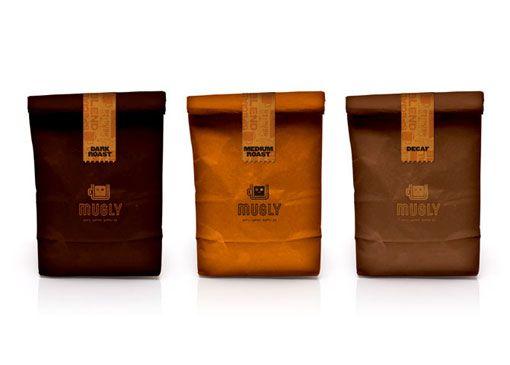 Hip Street: Mugly Coffee Roasters Packaging