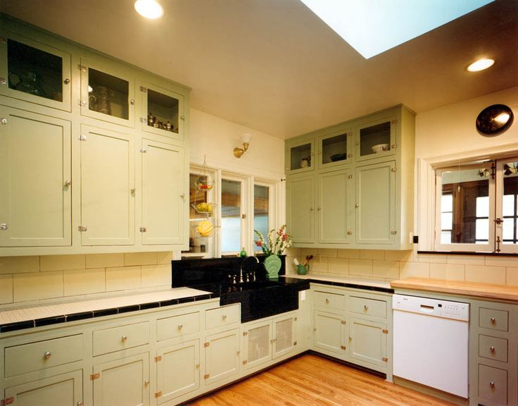 nr hiller design 1930s kitchen update dream house
