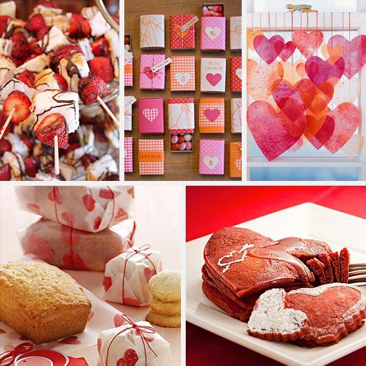 megan and liz valentine's day baking
