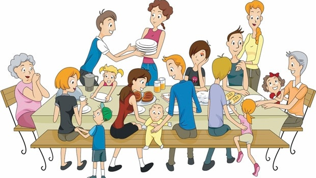 Why family dinners are important and what the research says.