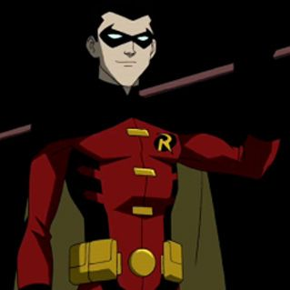 Young Justice Robin Tim Drake | Car Interior Design