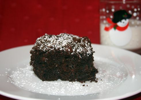Chocolate Gingerbread Bars | Delicious | Pinterest