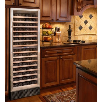 Costco: Vinotemp 160-bottle Front-venting, Multi-zone Wine Cooler