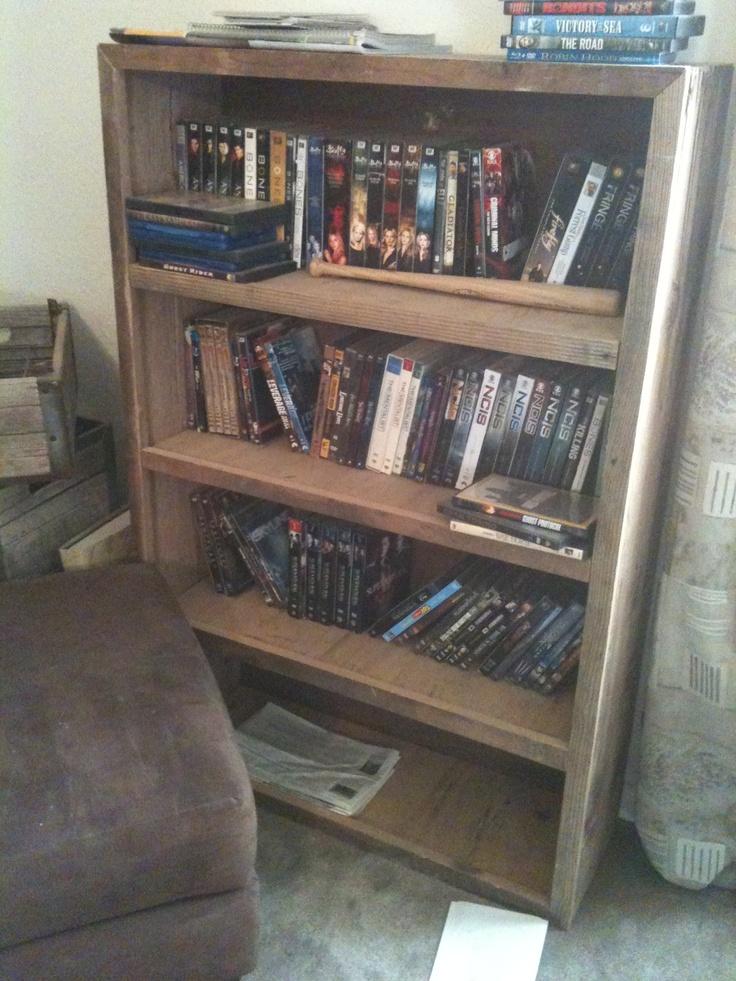 Barn wood shelves. | Stuff I Made | Pinterest