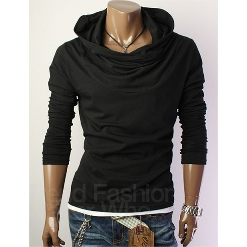 Take a look at this Red Cowl Neck Hoodie - Women by Wear Me Out on