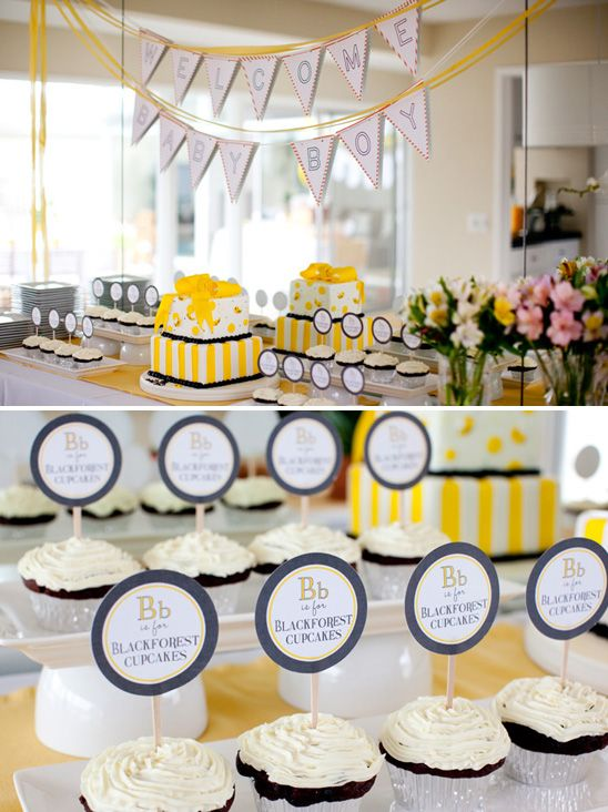 bumble bee b is for baby shower honey bee party theme pinterest