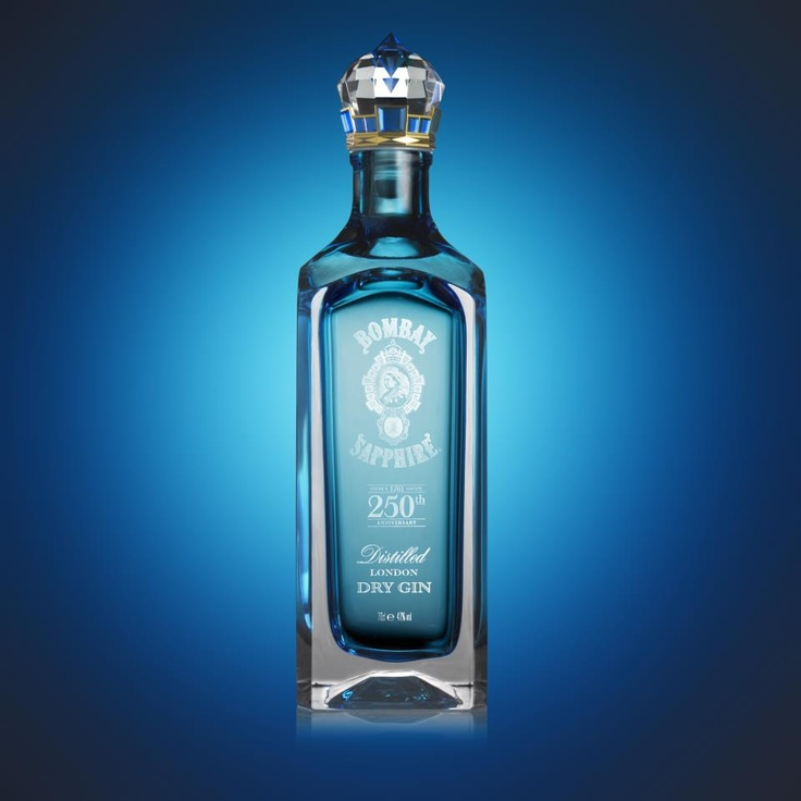 Bombay Sapphire 250th Limited Edition