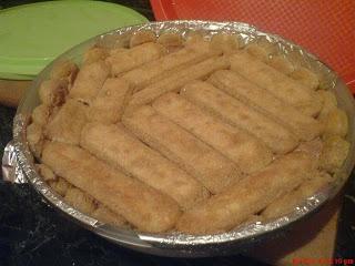 kolaci recepti: torta od piskota sa maraskinom-za sve koji zele brzu i finu tortu