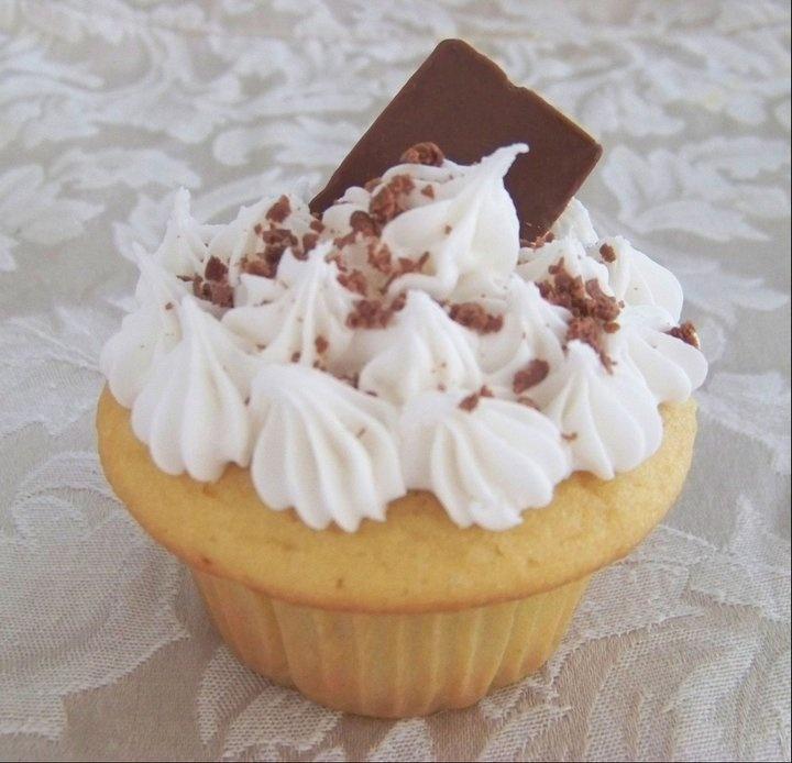 Cupcake Cream Pie Recipe — Dishmaps