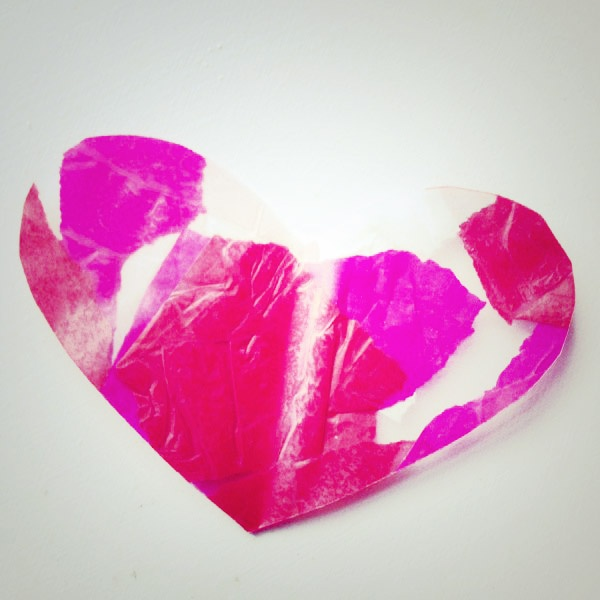 valentine's day craft grade 2