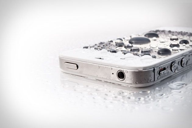 Clear coating protects every feature of your device with a revolutionary waterproof shield on a molecular level.
