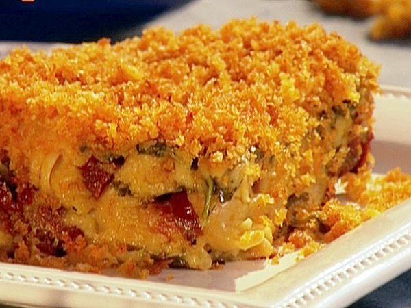 Whole-Wheat Rotini Mac and Cheese Recipe : Aaron McCargo Jr. : Food ...