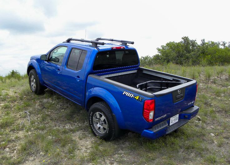 2013 nissan frontier pro 4x 4x4 big truck in small package. Black Bedroom Furniture Sets. Home Design Ideas