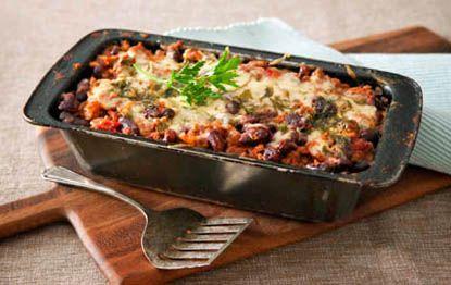 Mexican Lasagna | Comida Buena | Pinterest