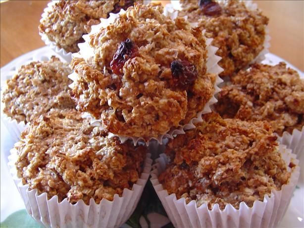 More like this: bran muffins , bran and oatmeal .